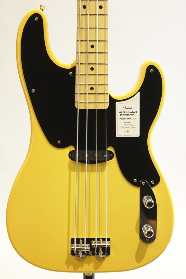 MADE IN JAPAN TRADITIONAL ORIGINAL 50S PRECISION BASS (BTB)