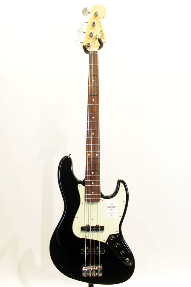 FENDER/JAPAN MADE IN JAPAN TRADITIONAL 60S JAZZ BASS (BLK) フェンダー/ジャパン サブ画像2