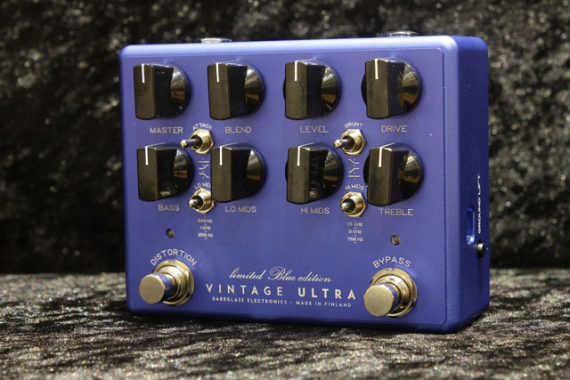 VINTAGE ULTRA V2 Limited Blue Edition