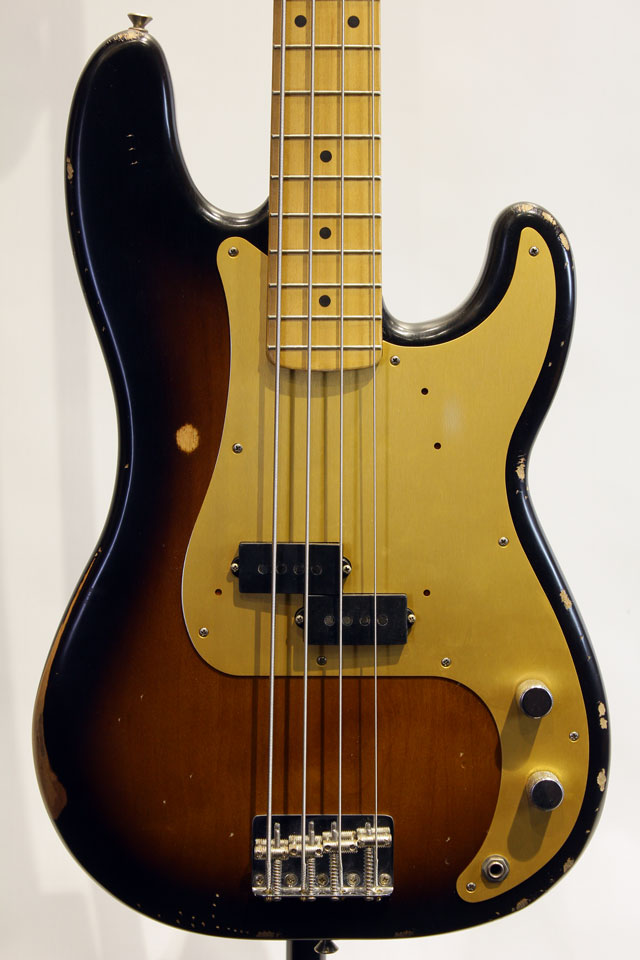Road Worn '50s Precision Bass (2TS)