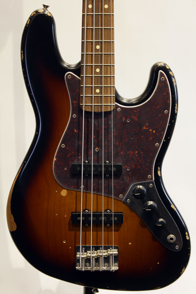 Road Worn '60s Jazz Bass (3TS)