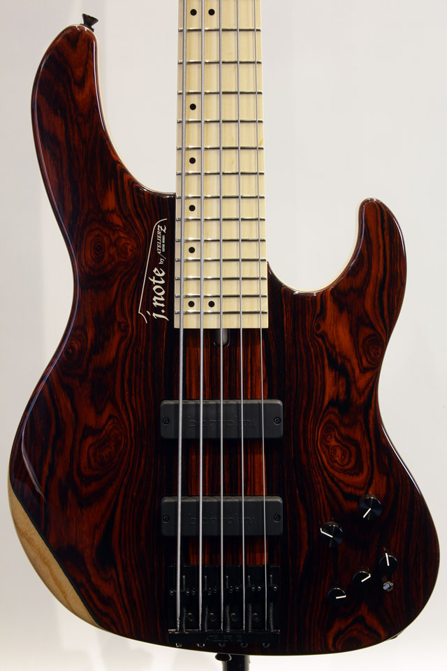 j-note 535 ATELIER Z 30th × BASS SIDE 3th Anniversary Model (NAT)【試奏動画有り】