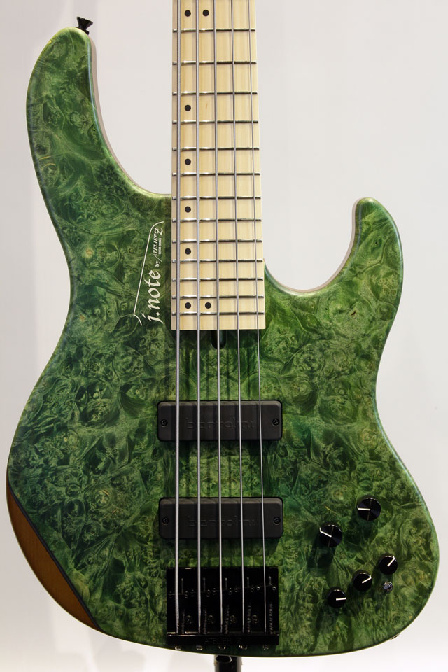 j-note 535 ATELIER Z 30th × BASS SIDE 3th Anniversary Model (TPGRM)【試奏動画有り】