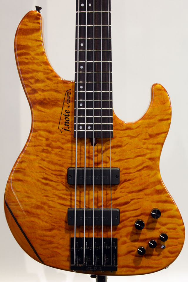 j-note 535 ATELIER Z 30th × BASS SIDE 3th Anniversary Model (AMB/R)【試奏動画有り】