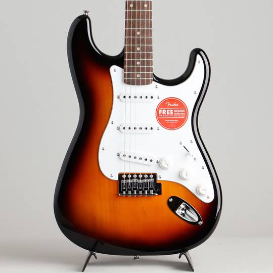 Affinity Series Stratocaster Brown Sunburst/LRL