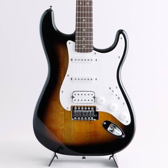 Bullet Strat with Tremolo HSS Brown Sunburst
