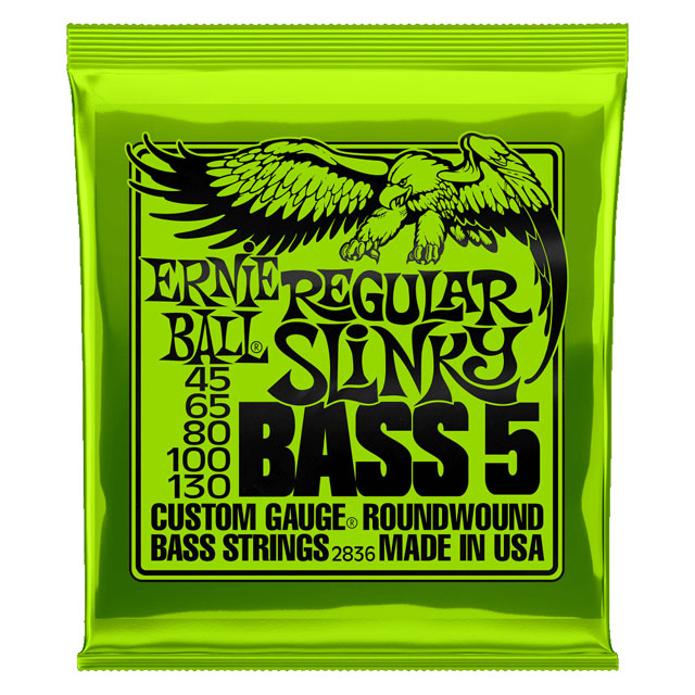 REGULAR SLINKY 5 BASS 【45-130】