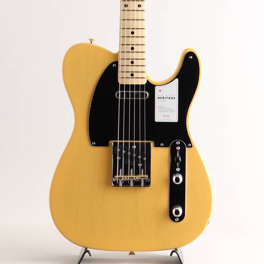 Made in Japan Heritage 50s Telecaster/Butterscotch Blonde【S/N:JD21009278】