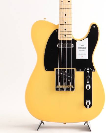 Made in Japan Traditional 50s Telecaster/Butterscotch Blonde