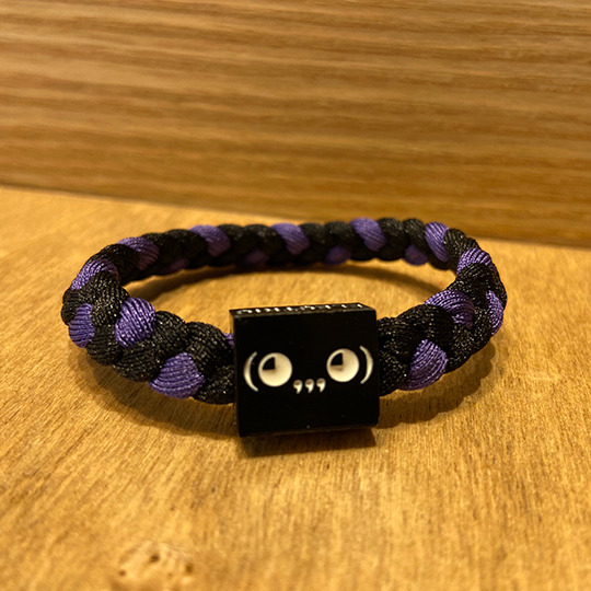 【新品ダメージ品】Electric Family / GHASTLY BRACELET