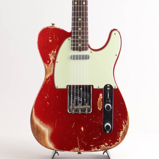 1960 Telecaster Heavy Relic/Candy Apple Red【S/N:R104102】