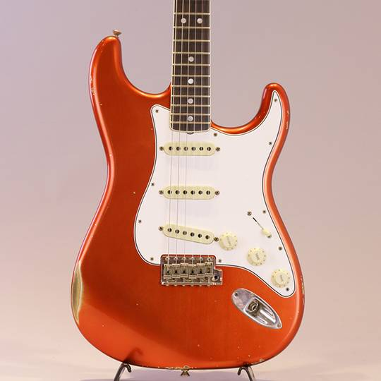 1967 Stratocaster Relic/Super Faded Aged Candy Apple Red【S/N:CZ538049】