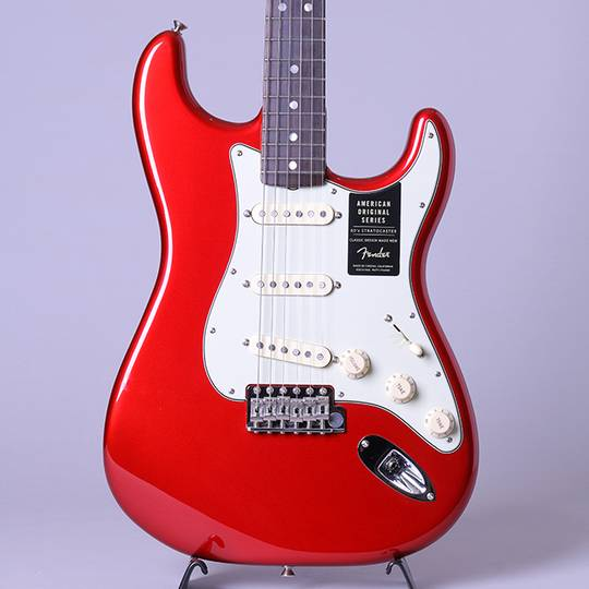 American Original '60s Stratocaster/Candy Apple Red【S/N:V1858706】