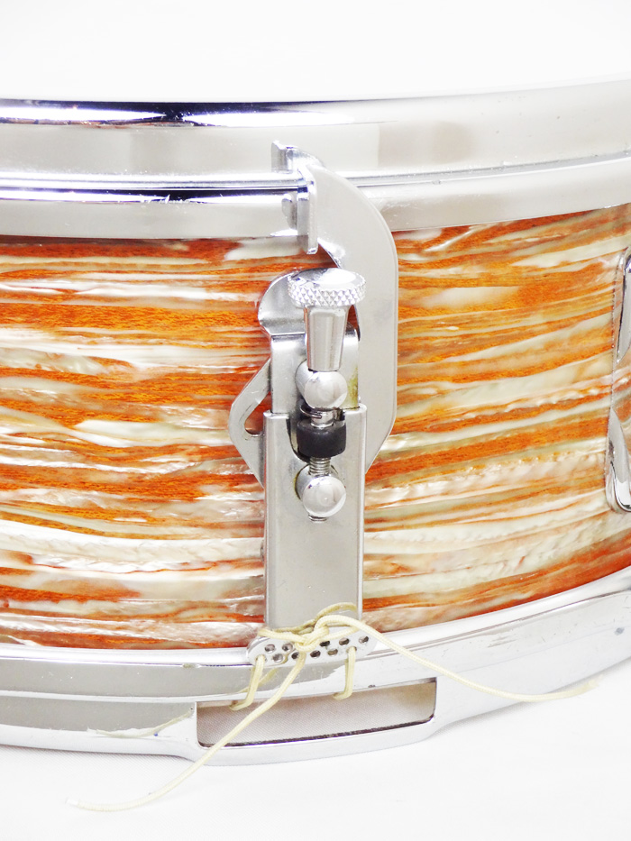 Slingerland 【VINTAGE】60s Deluxe Student Model 14×5.5 Oyster Pink スリンガーランド サブ画像3