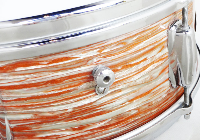 Slingerland 【VINTAGE】60s Deluxe Student Model 14×5.5 Oyster Pink スリンガーランド サブ画像6