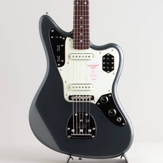 Made in Japan Hybrid 60s Jaguar/Charcoal Frost Metallic/R