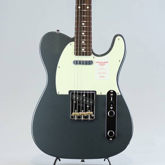 Made in Japan Hybrid 60s Telecaster/Charcoal Frost Metallic【S/N:19004297】
