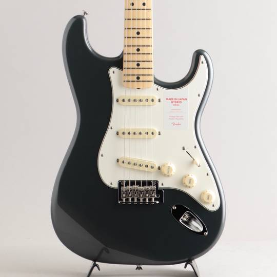 Made In Japan Hybrid 68 Stratocaster/Charcoal Frost Metallic【S/N:JD19003685】