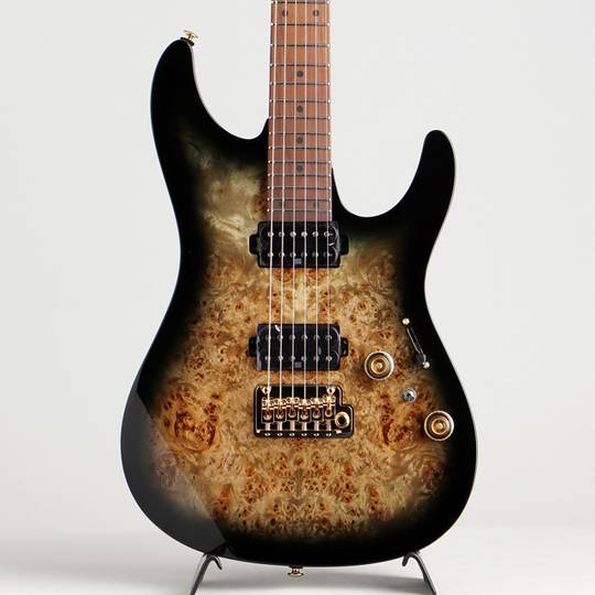 AZ242PBG Charcoal Black Burst