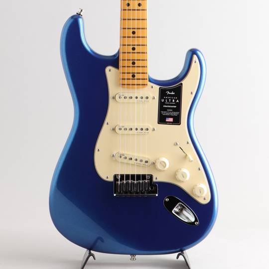 American Ultra Stratocaster/Cobra Blue/M【S/N:US19049453】