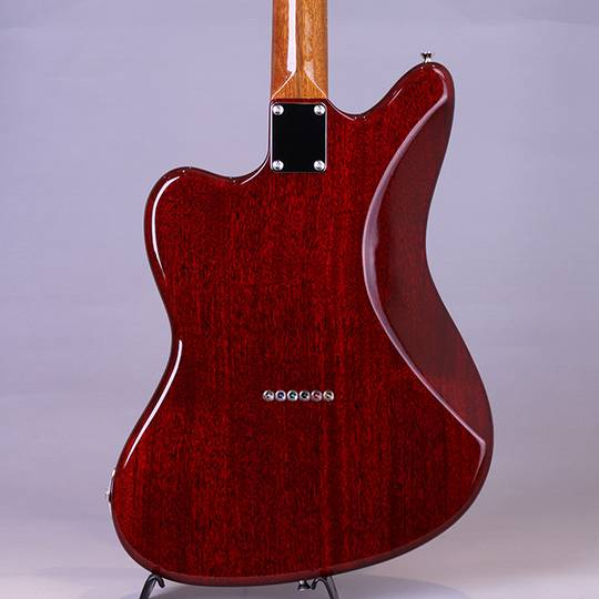 FENDER Limited Mahogany Offset Telecaster P90/Crimson Red Trans フェンダー サブ画像1
