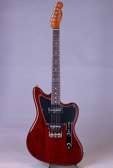 FENDER Limited Mahogany Offset Telecaster P90/Crimson Red Trans フェンダー サブ画像2