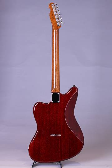 FENDER Limited Mahogany Offset Telecaster P90/Crimson Red Trans フェンダー サブ画像3