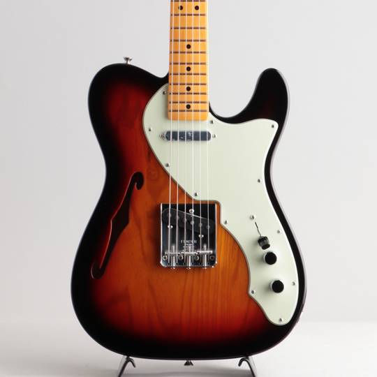 American Original 60s Telecaster Thinline/3-Color Sunburst【S/N:V1974055】
