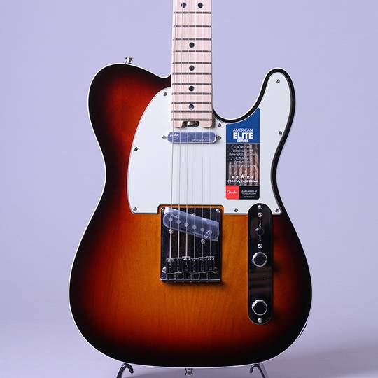 American Elite Telecaster/3-Color Sunburst/Maple【S/N:US18067719】
