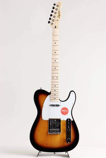 SQUIER Affinity Series Telecaster 2-Color Sunburst/M スクワイヤー サブ画像2