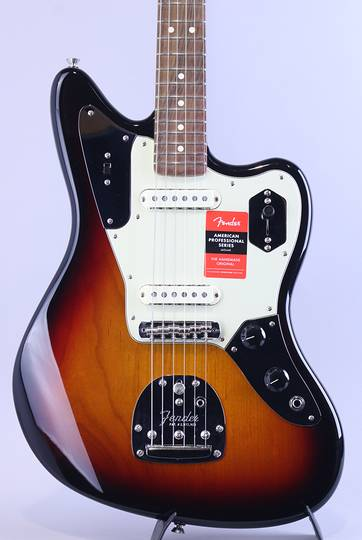 American Professional Jaguar/3-Color Sunburst/R【S/N:US17036858】