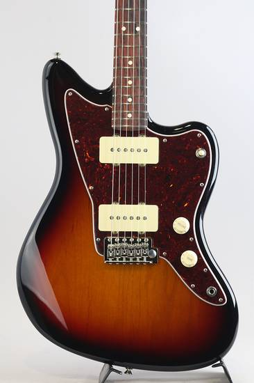 American Performer Jazzmaster/3-Color Sunburst/R【S/N:US18071065】