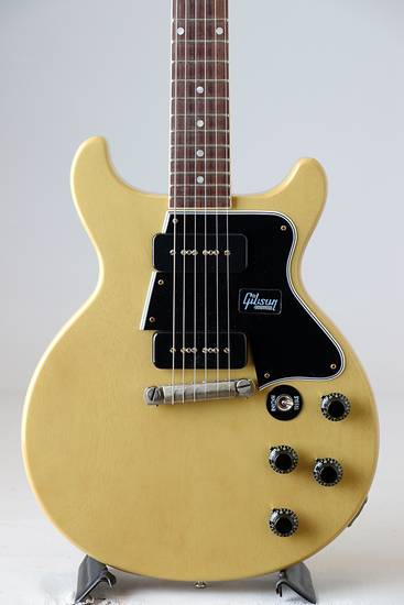 Historic Collection Limited Run 1960 Les Paul Special Double Cut VOS TV-Yellow 【S/N:0 8674】