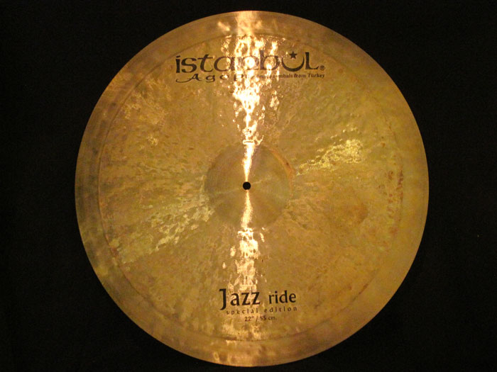 "Special Edition Series 22"" Jazz Ride 2,537g"