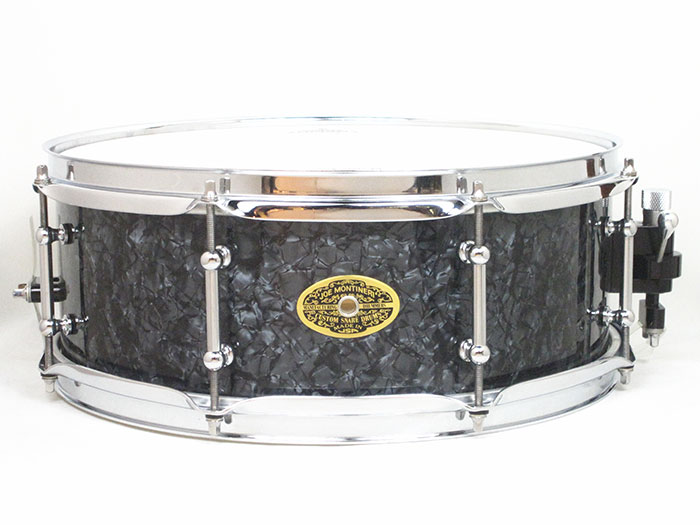 "Maple 10Ply 14""×5.5"" Black Diamond Pearl"