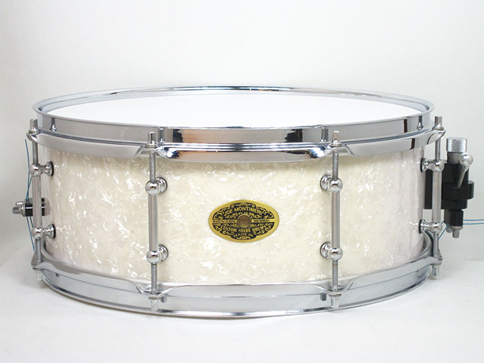 "Maple 10Ply 14""×5.5"" White Marine Pearl"