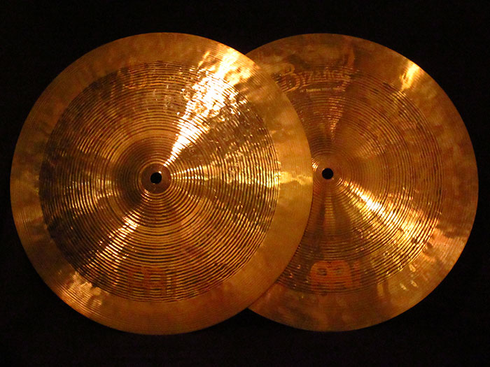 "【中古品】Byzance Jazz 14"" Tradition Hihat 926g/1,001g  B14TRH"