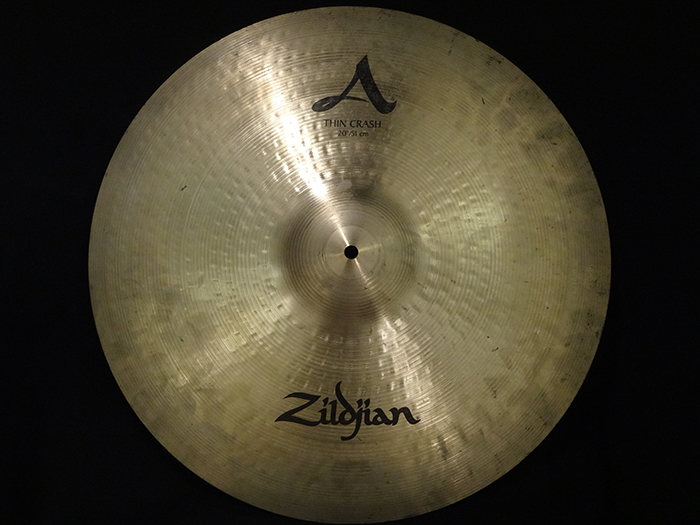 "【中古品】A 20"" Thin Crash 1896g"