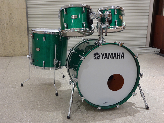 "【中古品】Absolute Hybrid Maple JGS 4店Set 22"" 10"" 12"" 16"" ケース4点付属"