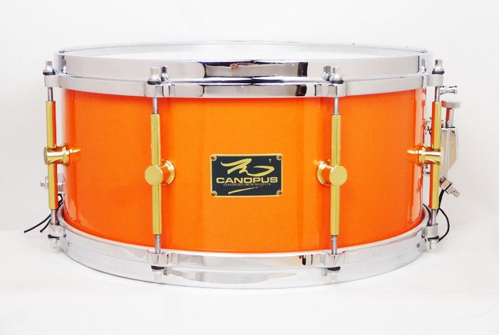 "【USED】OPM-1465 ""One Piece Maple"" 14""×6.5""  アメリカンメイプル単板シェル"