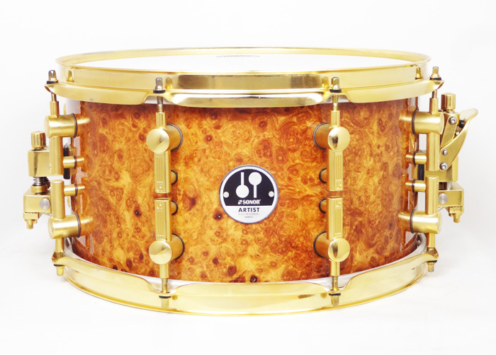 "【USED】AS12-1307AM Artist Series ""アンボイナ"" Maple 13""×7"""