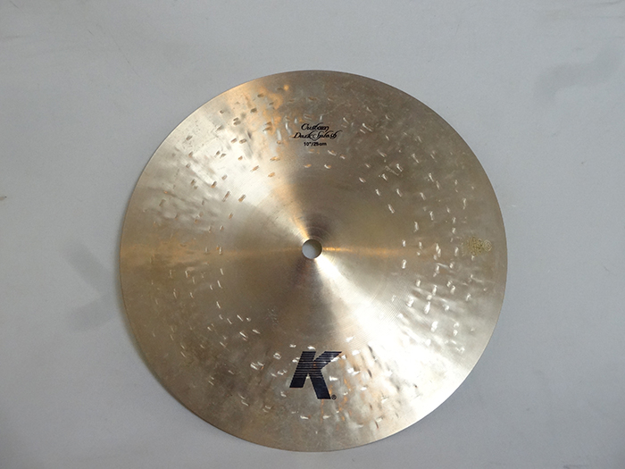 "【中古品】K Custom 10"" Dark Splash"
