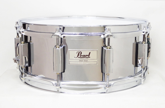 "【USED】S5214 Steel Shell 14""×5.5"""