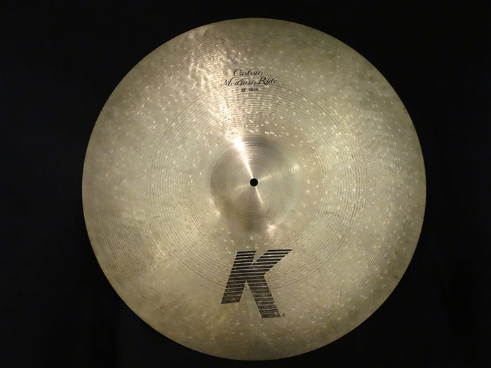 "【中古品】K Custom 22"" Medium Ride 2904g"