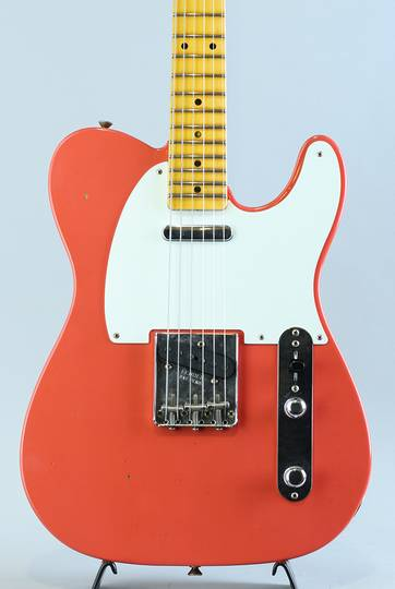 1956 Telecaster Journeyman Relic/Super Faded Fiesta Red【S/N:CZ536776】