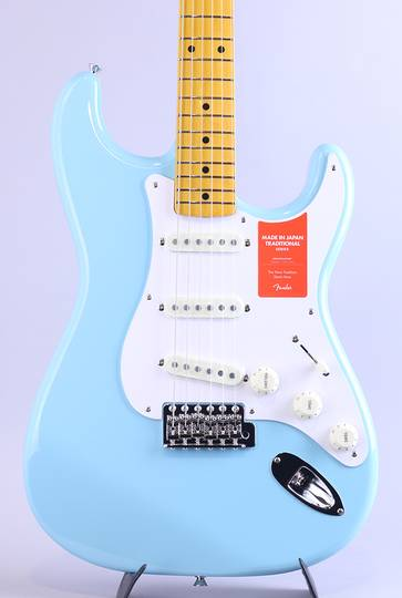 Made In Japan Traditional 50s Stratocaster/Daphne Blue/M