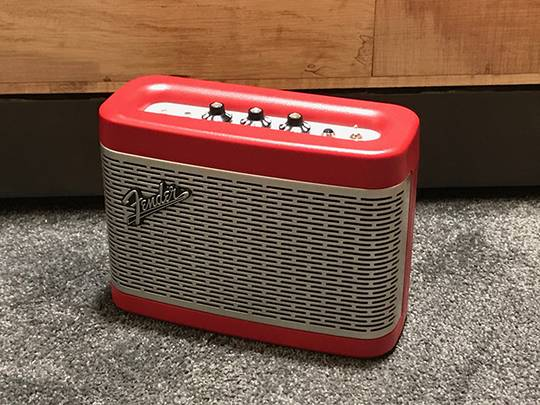 Newport Bluetooth Speaker/Dakota Red