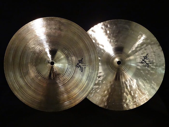 "Original 12"" Hi-hats Pair 446g,567g"