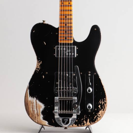 Limited CuNiFe Black Guard Telecaster Heavy Relic/Black【S/N:R106880】