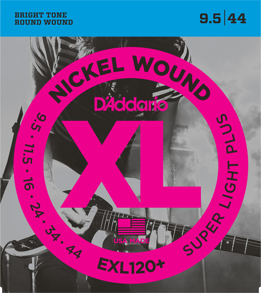 EXL120+ [Nickel Wound .0095-044]